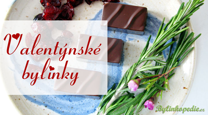 Valentýnské bylinky: Okořeňte si svátek zamilovaných!