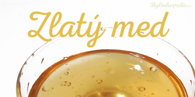 zlatý med