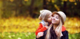 žena a dítě