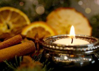 skořice a vánoce