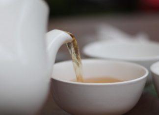 čaj – konvice
