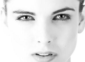 žena obličej