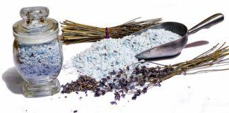 levandulova sůl