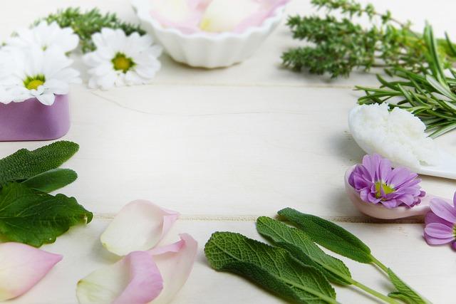 salvej tymian bylinky na afty