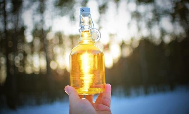 léčivá voda