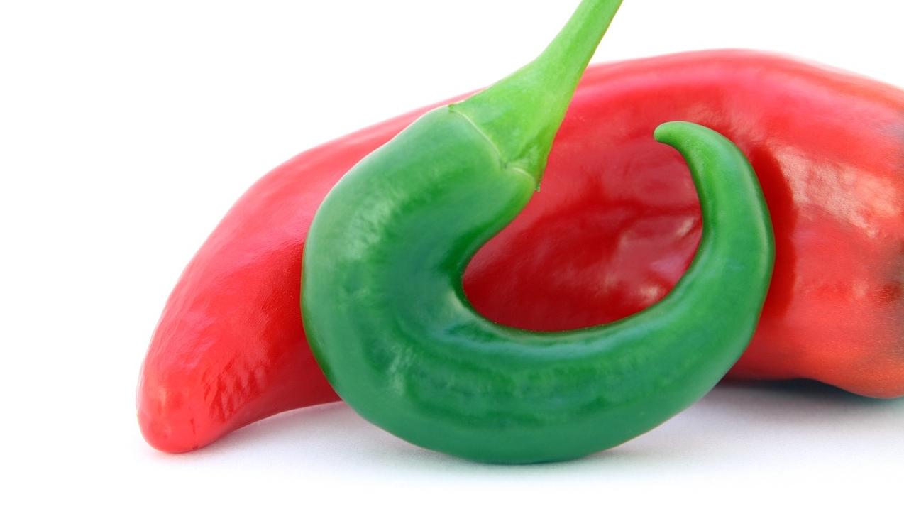 chili zelene